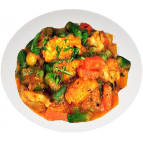 Vegetable Makhanwala
