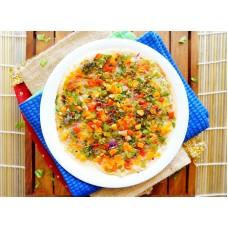 Vegetable Uttappam