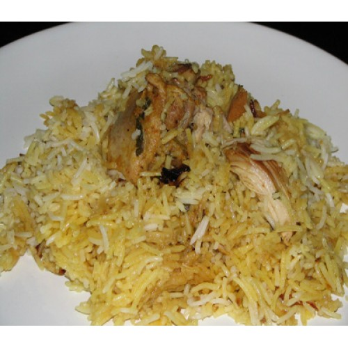 Chicken Dum biryani